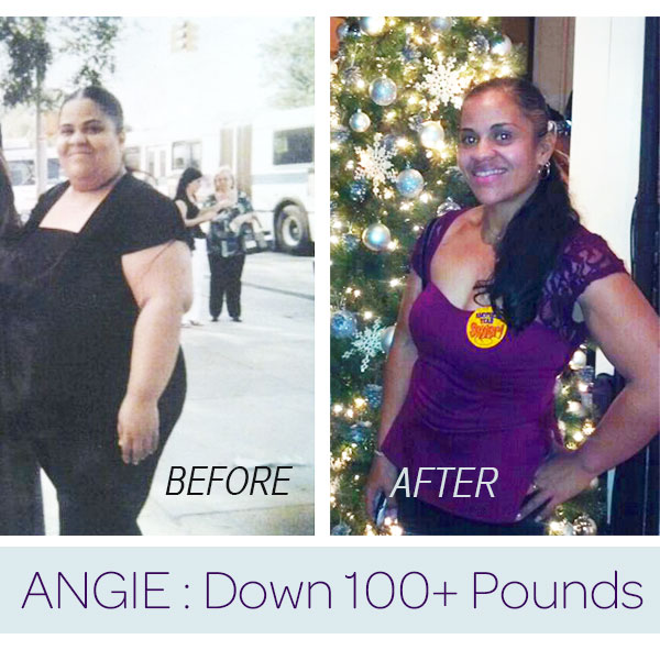Lean Girl Angie Lost 100 pounds. Check out her story for fitness inspiration and motivation on Lean Girls Club.