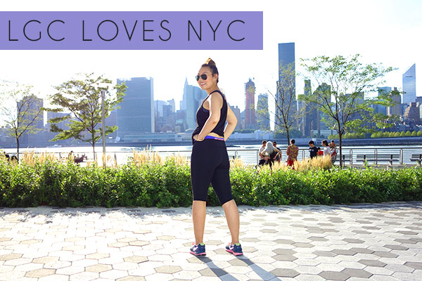 Long Island City NYC workout