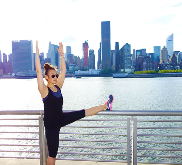 stretch NYC skyline