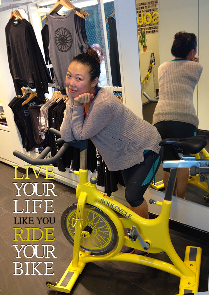 Soul Cycle Life Your life Like You Ride Your Bike