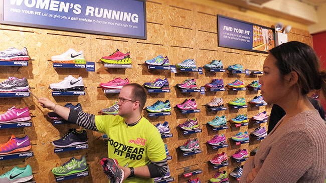 how to find good running shoes