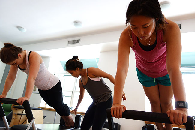 Next Fitness Star Katie Yip Pilates