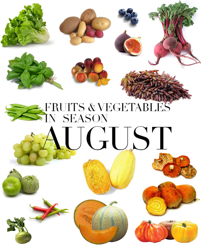 what kind of fruit eating only fruits and vegetables for a month