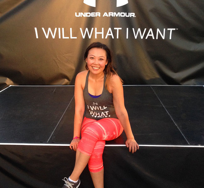 Under Armou: I WILL WHAT I WANT