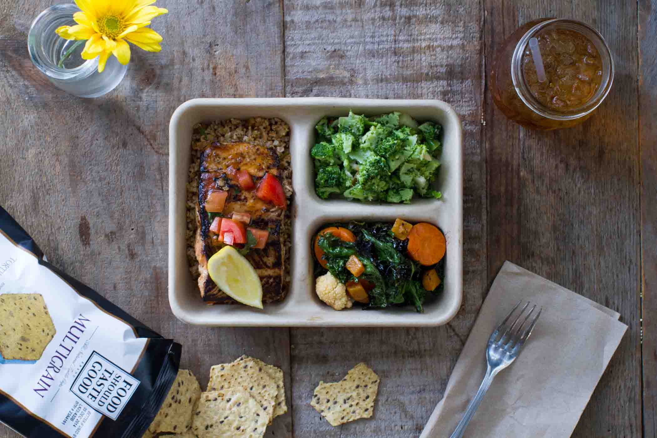 of the top healthy lunch spots in new york city