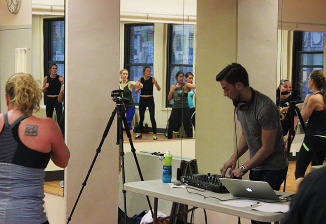 Beatbox Fitness NYC Review