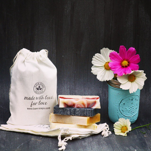 Bare Soaps review and giveaway