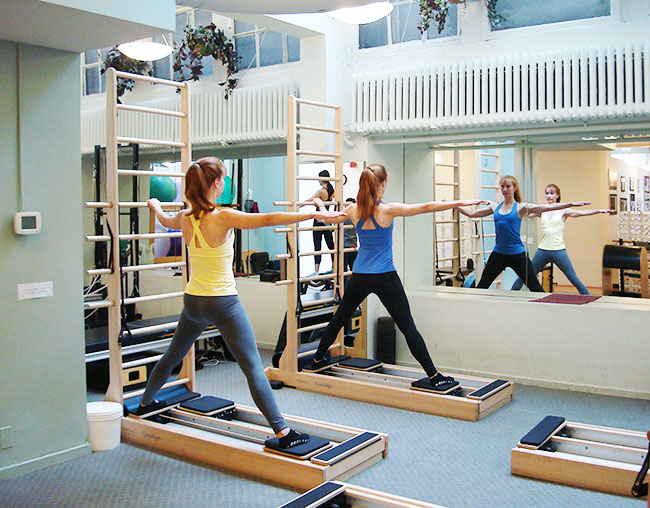 Core Align Pilates on Fifth review