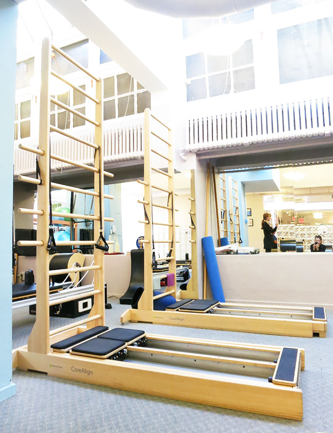 CoreAlign at Pilates on Fifth review